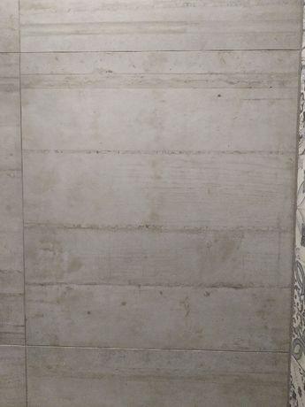 Płytki Gres imitacja betonu 60x60cm