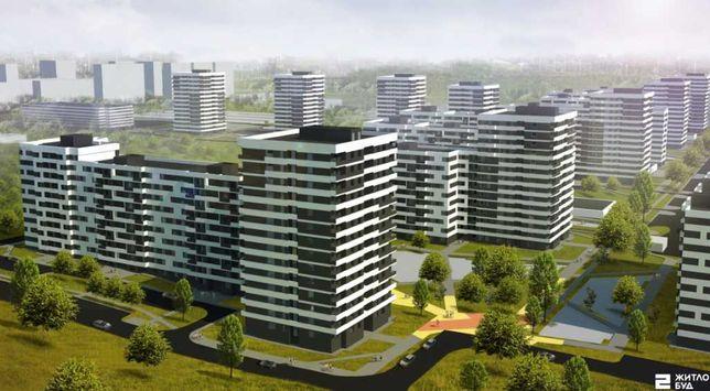 Продам свою 1 ком. квартиру в ЖК Пролисок 37 м2 Новые дома