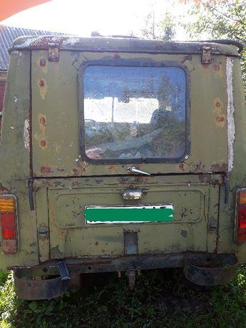 Продам автомобіль ГАЗ 69
