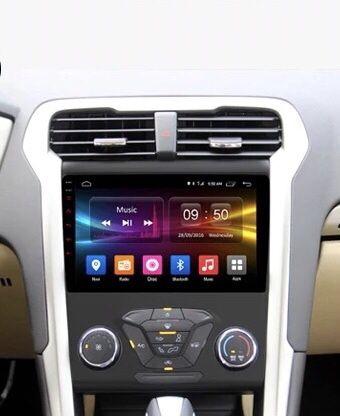 Штатная магнитола Ford Fusion mondeo Android 8.0, 2/32