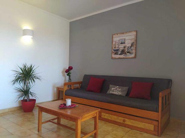 Apartamento T1 para férias na praia da Rocha