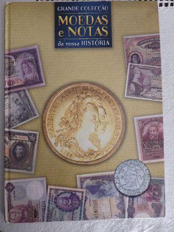 Grande Coleção MOEDAS E NOTAS da Nossa História