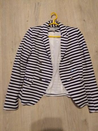 Marynarka w paski H&M roz. 36