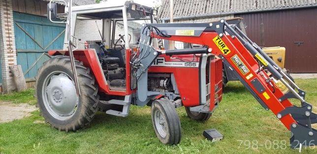 TUR ładowacz do ciągnika prosto od producenta do każdego traktora!