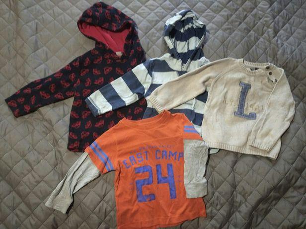 Продам лот ( пакет ) вещей , одежды на мальчика 1-2 года, 80,86,92,98