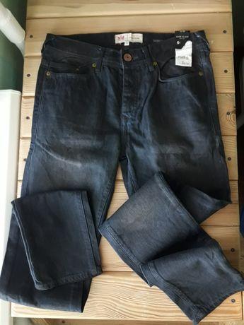 Модные джинсы RIVER ISLAND (оригинал)на подростка разм 28/32