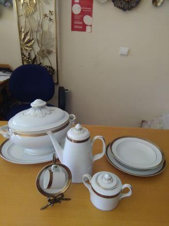 Serviço Vista Alegre Seteais: Jantar e Café