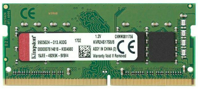Оперативная память ddr 4 для ноутбука 8 гигов