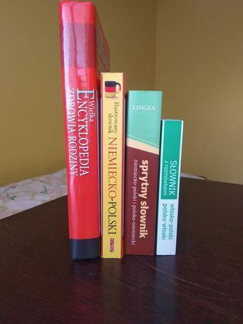 Słowniki książki