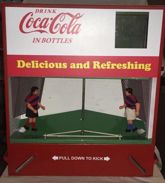 Coca Cola. Vending de 1960. USA. RARO!! Miranda do Douro - imagem 1