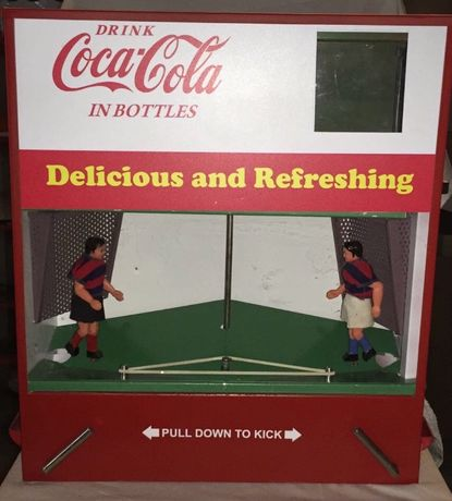 Coca Cola. Vending de 1960. USA. RARO!!