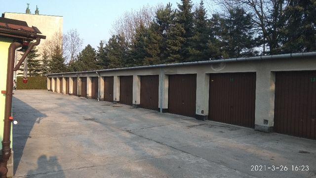 Garaż murowany do wynajęcia - os. Kościuszki Wadowice