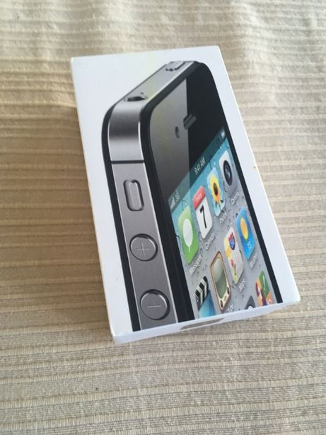 Iphone 4S 16 GB - Desbloqueado