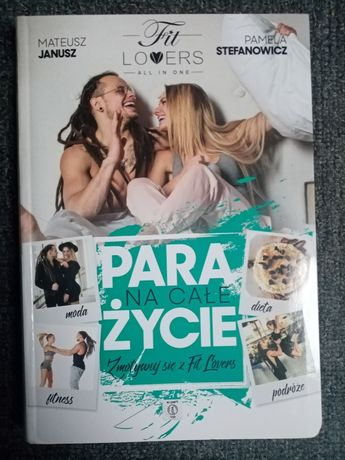 !!!Okazja!!! Książka fit lovers