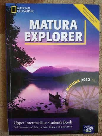 Matura Explorer Upper Intermediate Podręcznik + ćwiczenia