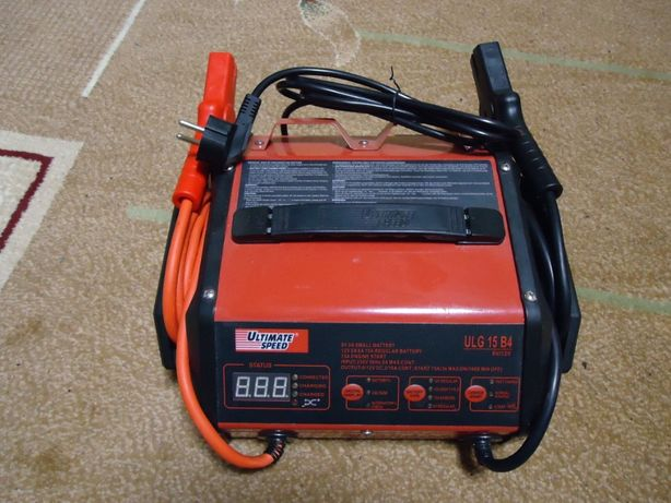 Зарядно-пусковое устройство Ultimate Speed ULG 15 B4