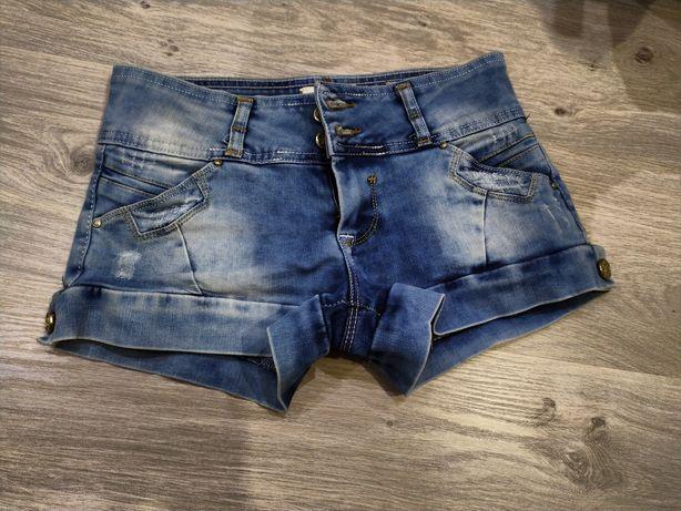 Шорты джинсовые, 27 размер