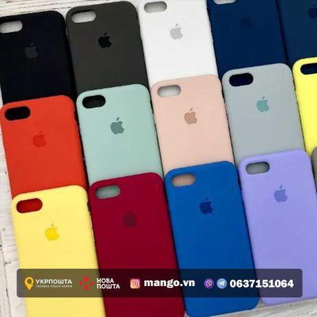 Силиконовый чехол на Айфон / iPhone 6s и другие модели