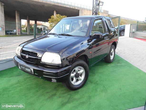 Suzuki Grand Vitara Canvas Top 1.6