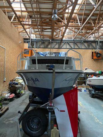 Piękny Jacht - Fjord 24 po kapitalnym remoncie!