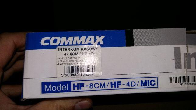 Interkom kasowy HF-8CM/HF-4D Commax