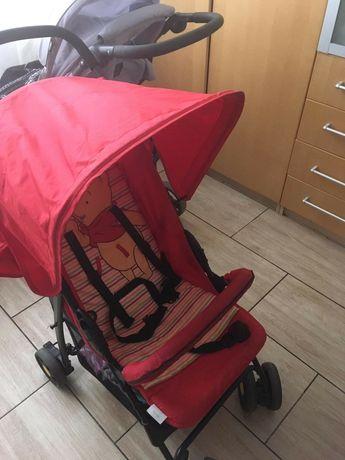Wózek dziecięcy laska