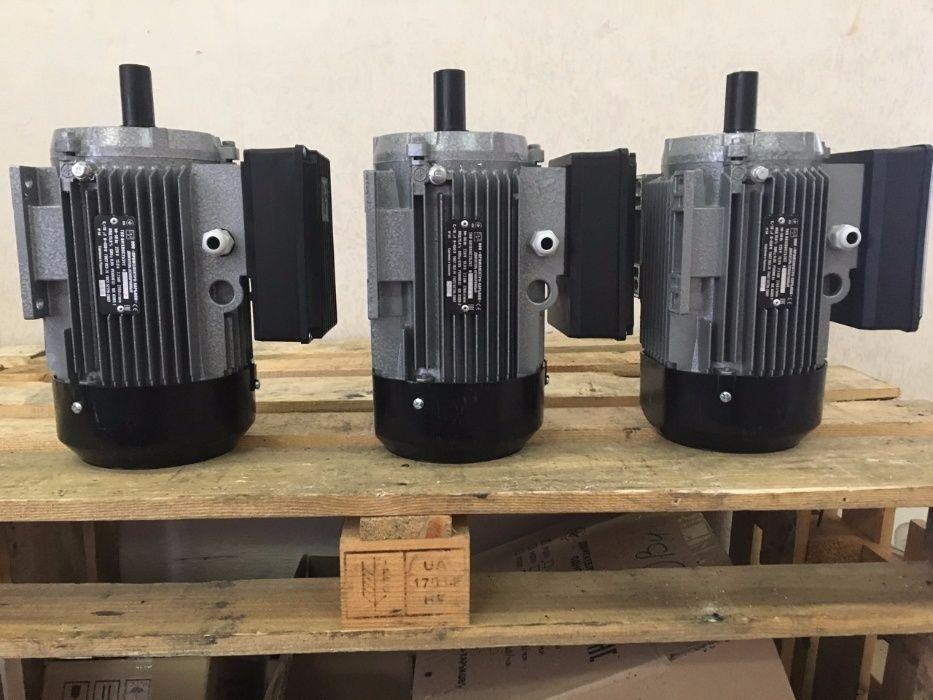 Электродвигатель, електродвигун, 1.1, 1.5, 2.2, 3, 4 кВт 220В, НОВЫЙ Сумы - изображение 1