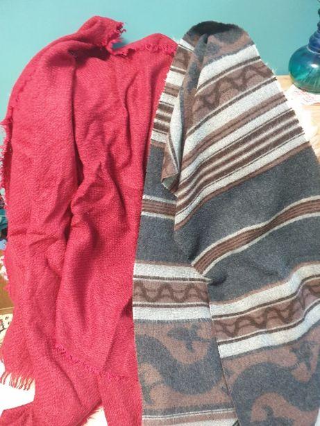 віддам шарфи великі 2 шт теплі