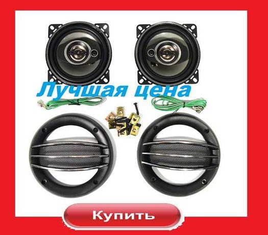 Автомобильные динамики Pioneer TS-1074s 10см