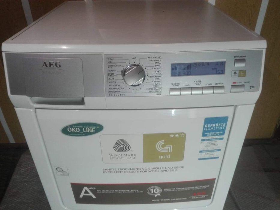 Suszarka kondensacyjna z pompą ciepła AEG Electrolux T59859 Elbląg - image 1