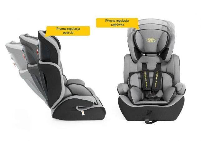 Fotelik samochodowy 9-36 kg. model COSMO/SPORT marki SUMMER BABY