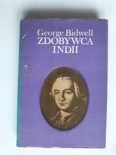 Zdobywca Indii; George Bidwell