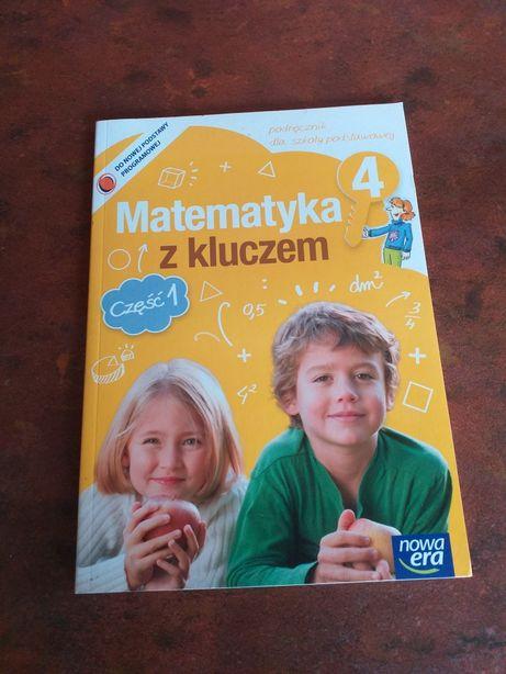 Podręcznik Matematyka z kluczem kl.4, cz.1