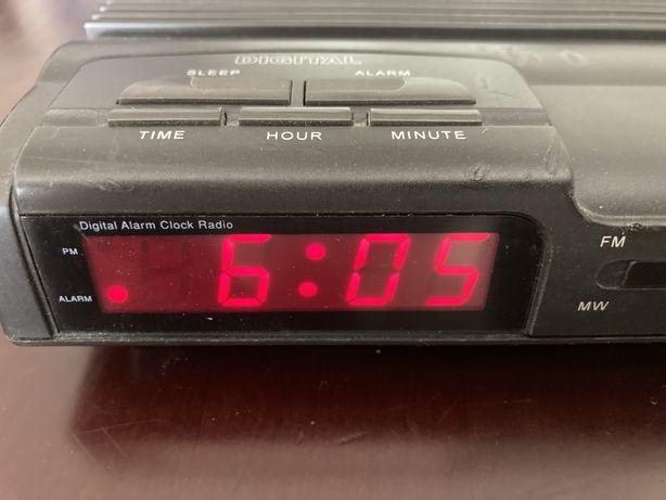 Radio Alarme Digital CRX 10