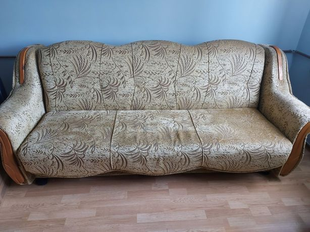Fotel i kanapa