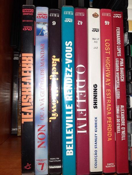 DVD's originais - Cinema