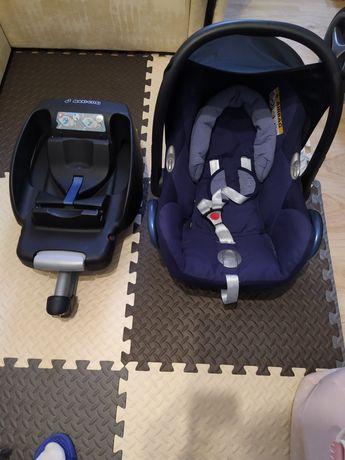 Fotelik z bazą Maxi Cosi CabrioFix 0-13kg