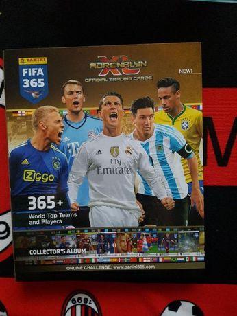 Panini Fifa 365 Kompletny Album Deluxe