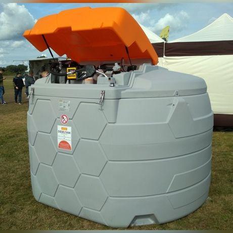 zbiornik do paliwa Cube Diesel -Tank 5000 litrów, doskonała jakość!