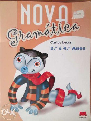 Gramática 3º e 4º ano, Gailivro