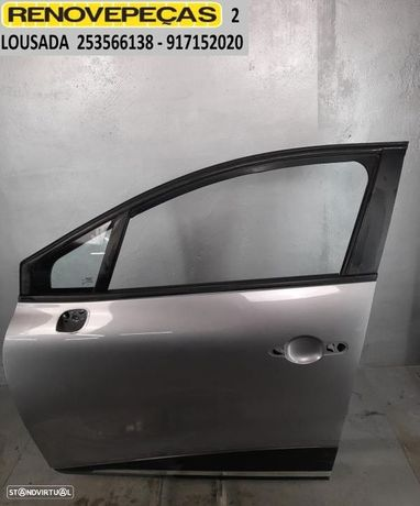 Porta Frente Esq Renault Clio Iv (Bh_)