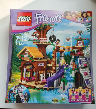 Lego 41122 nowe, Friends Domek na drzewie