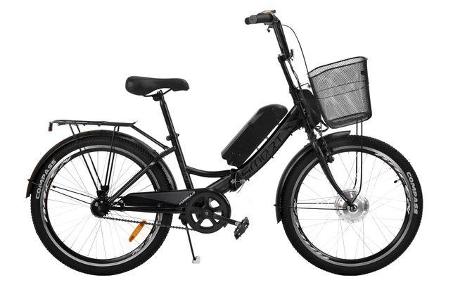 """Электровелосипед складной Smart 24"""" 36V 350W 10Ah"""