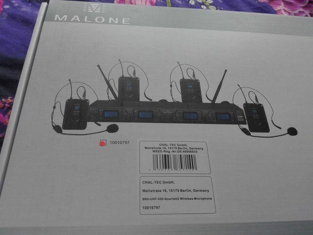Mikrofony bezprzewodowe Shudder UHF