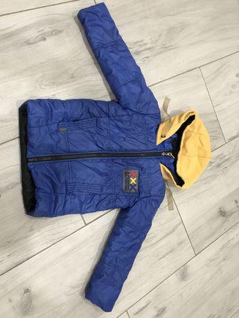 Демисезонна куртка на хлопчика