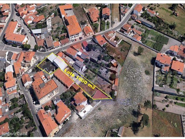 Terreno com construção iniciada de Moradia Isolada Marinh...