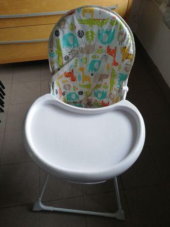 Krzesło do karmienia dziecka bdb