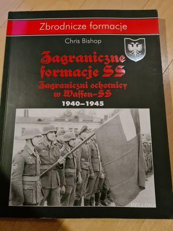 Zagraniczne formacje SS Chris Bishop