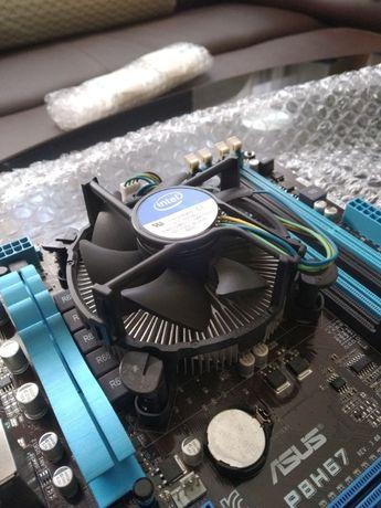 Procesor i3 2100+chłodzenie