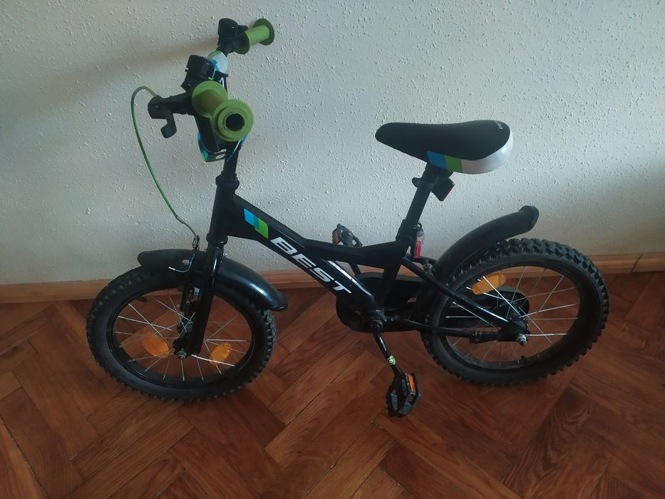 Rower dziecięcy 5-6 lat Cieszyn - image 1